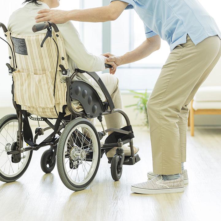 高い介護スキルが身につく【老人ホーム】